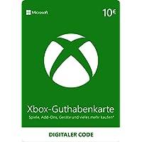 Crédit Xbox Live de 10 EUR [Code Digital - Xbox Live]