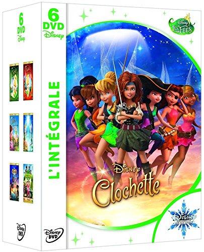 Clochette - L'intégrale (6 DVD)