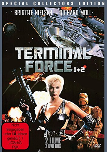 Terminal Force 1 & 2 (Special Collector's Edition, 2 Discs) [Special Edition]