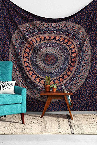 handicrunch-indian-elephant-peacock-mandala-tapestry-indian-hippie-tapestry-wall-hangingbohemian-wal