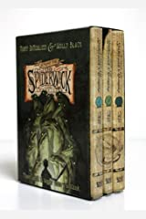 Beyond the Spiderwick Chronicles Boxed Set: The Nixie's Song/A Giant Problem/The Wyrm King Hardcover