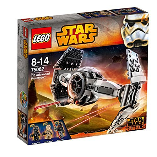 LEGO Star Wars 75082 - Tie Advanced (Star Wars Inquisitor)