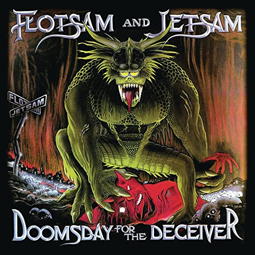 Flotsam And Jetsam: Doomsday for the Deceiver/Re-Release [DCD + DVD] (Audio CD)