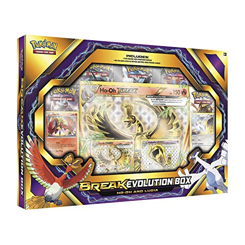 ion Box HO-OH and Lugia ()