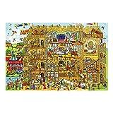 Bigjigs Toys Burg Bodenpuzzle (48 Teil)