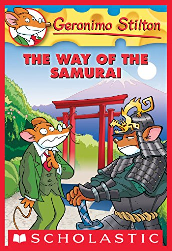 Geronimo Stilton #49: The Way of the Samurai (English Edition ...