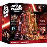 Uncle Milton - 15057 - Jeu Éducatif et Scientifique - Star Wars - Mustafar Volcan à Construire