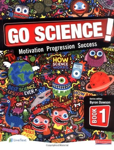 Go Science! Pupil Book 1: Pupil Bk.1