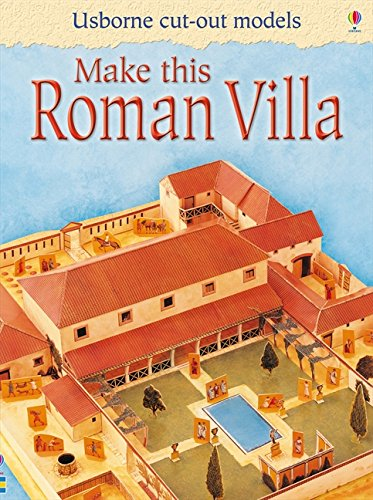 Price comparison product image Make This Roman Villa: Usborne cut-out models