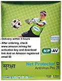 #10: NPAV Net Protector Anti-Virus Pro 2018 - 1 PC, 1 Year (Email Delivery in 2 Hours- No CD)