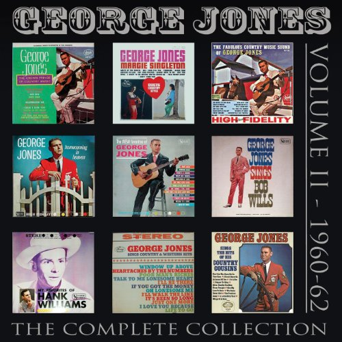 George Jones: The Complete Collection 1960-62
