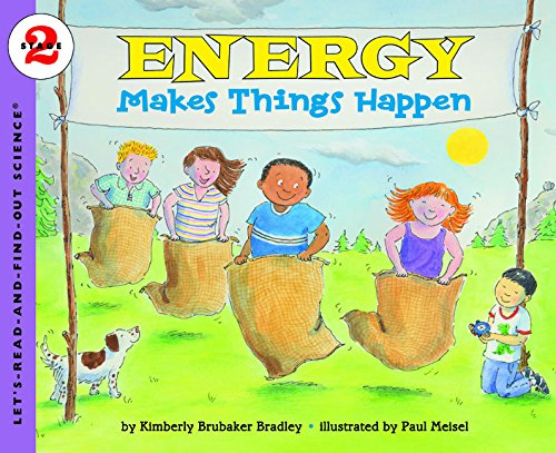 Energy Makes Things Happen (Let's Read-and-find-out Science, Stage 2) por Kimberly Bradley