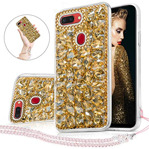 Forhouse Oppo R15 Dream Mirror Hülle, Slim Drop Protection Cover, Backcover Back - Pattern 4