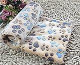 Pet stuoie canile coperte cane coltre di autunno e inverno spesso calda coperta in pile di corallo SML , 3 , s