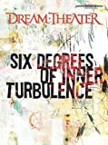 Dream Theater Six Degrees Of Inner Turbulence Authentic Guitar-Tab Edition by Dream Theater (2009) Sheet music