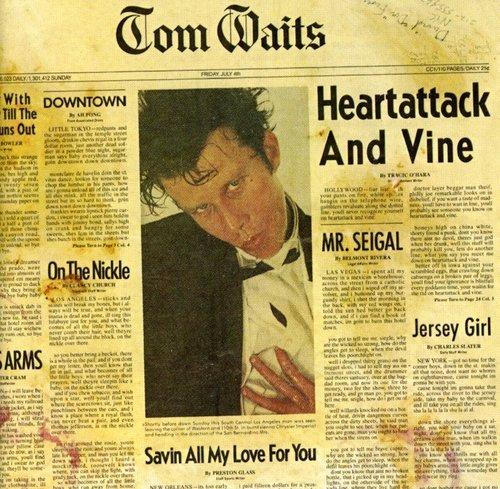 Heartattack and Vine -