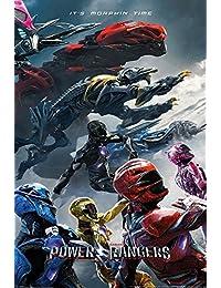 Poster Power Rangers - It's Morphin Time - 61 x 91.5 cm