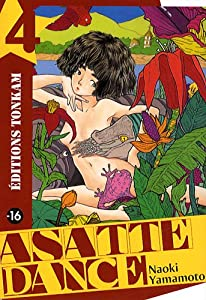 Asatte Dance Nouvelle édition Tome 4
