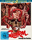 Squirm - Invasion der Bestien  (Creature Features Collection #8) [Blu-ray]