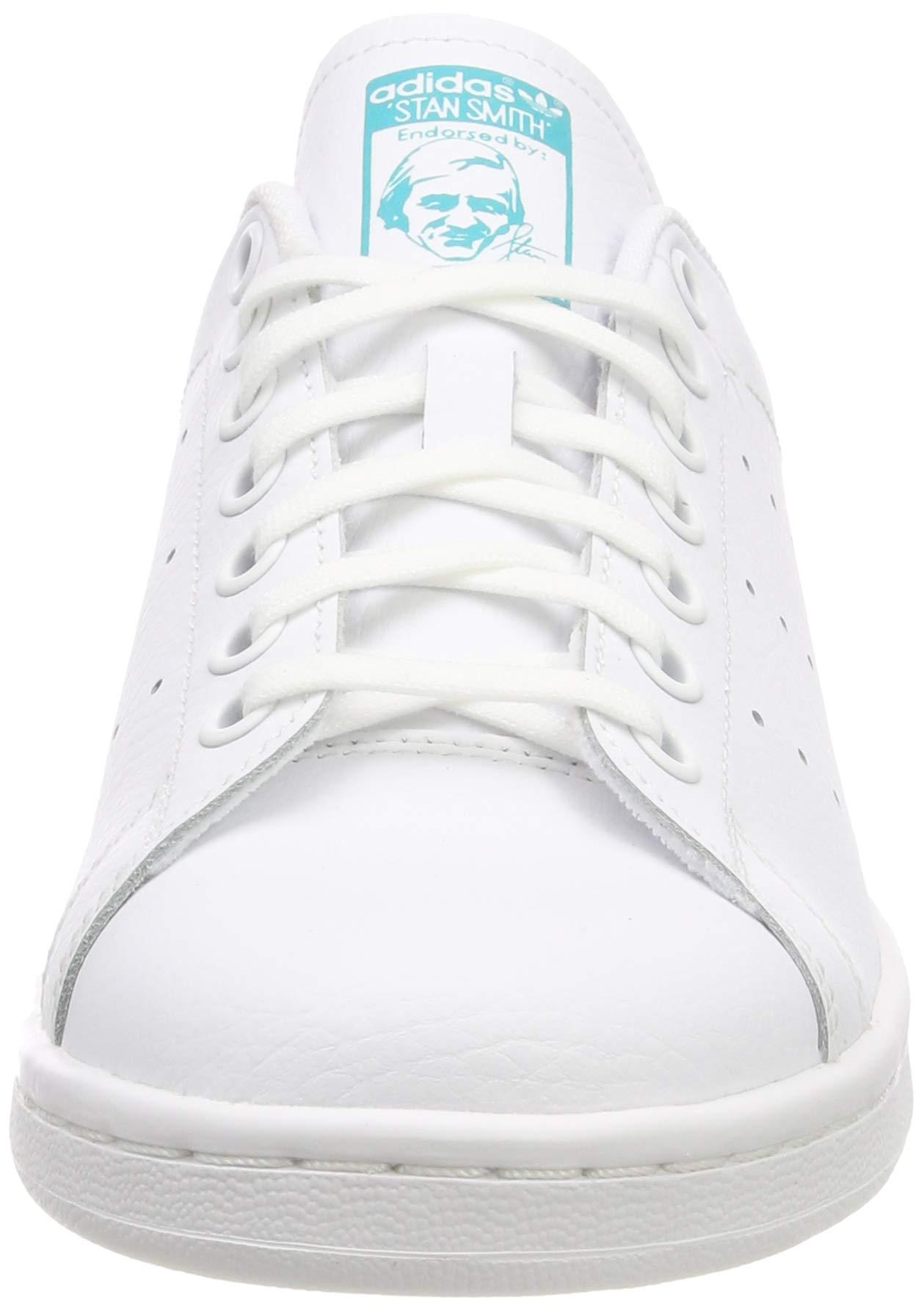 adidas Stan Smith J, Zapatillas Mujer
