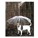 lsv-8Regenschirm für Haustiere (Hund Regenschirm) hält Ihr Haustier Trocken und sehr in Regen