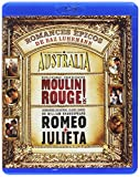 Australia/Moulin Rouge/ Romeo Y Julieta - Blu-Ray Pack 3 [Blu-ray]