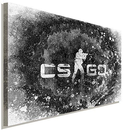 Counter-Strike-GO-Leinwandbild-LaraArt-Studio-Wanddeko-Wandbild