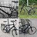 KOHLBURG Extra Großes Bügelschloss - mit 180cm Langem Sicherheits-Kabel - Besonders Sicheres Fahrradschloss für E-Bike Motorrad & Fahrrad