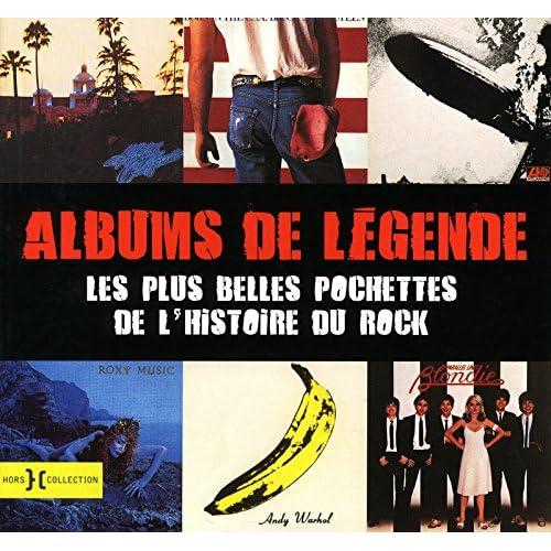 ALBUMS DE LEGENDE
