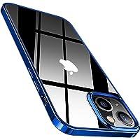 TORRAS Crystal Clear für iPhone 13 Hülle (Echte Vergilbungsfrei) Hochwertiges Weich Silikon Handyhülle iPhone 13 (Ultra…