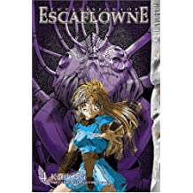 The Vision of Escaflowne, Vol. 4 by Aki Katsu (2004-01-06)