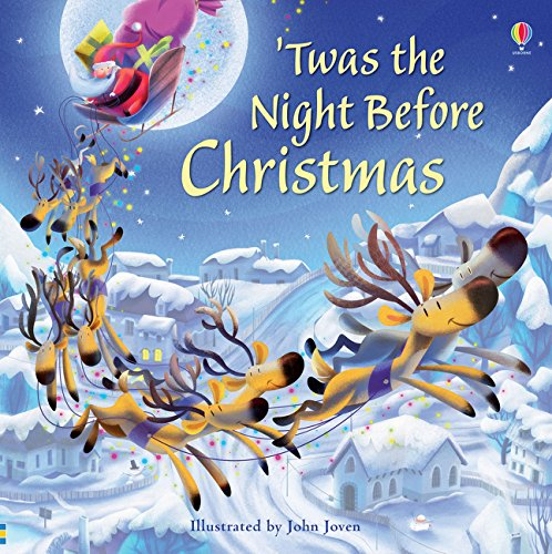 Twas The Night Before Christmas (Picture Books) por Vv.Aa.