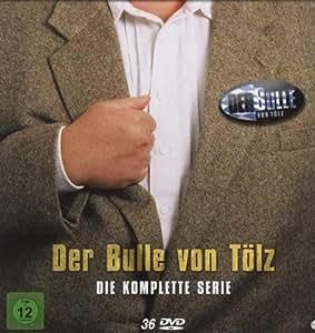 Der Bulle von Tölz - Die komplette Serie (36 DVDs) [Limited Edition]
