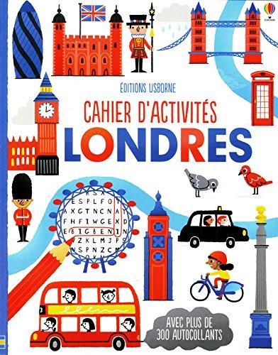 Cahier d'activités - Londres par Lucy Bowman