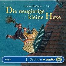 Die neugierige kleine Hexe (CD): Szenische Lesung