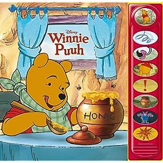 Winnie Puuh, 8-Button Soundbuch