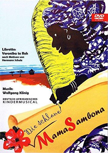 Die schlaue Mama Sambona (DVD) -