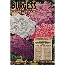 Burgess Guaranteed Seeds and Plants for 1935 (English Edition)