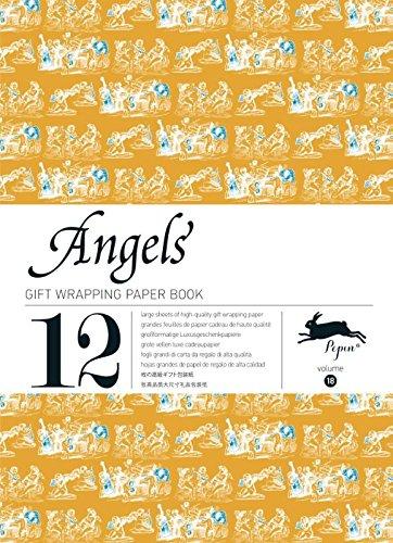 Angels, Volume 18. Grandes feuilles de papier cadeau de haute qualité. par Pepin Van Roojen