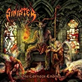 Sinister: The Carnage Ending (Ltd.Digipak) (Audio CD)