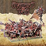 Avatars of War Warriors of Wrath with Great Weapons