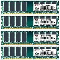 16GB Kit (4x 4GB) HP-COMPAQ ProLiant BL465c G5 Server Blade memoria ram