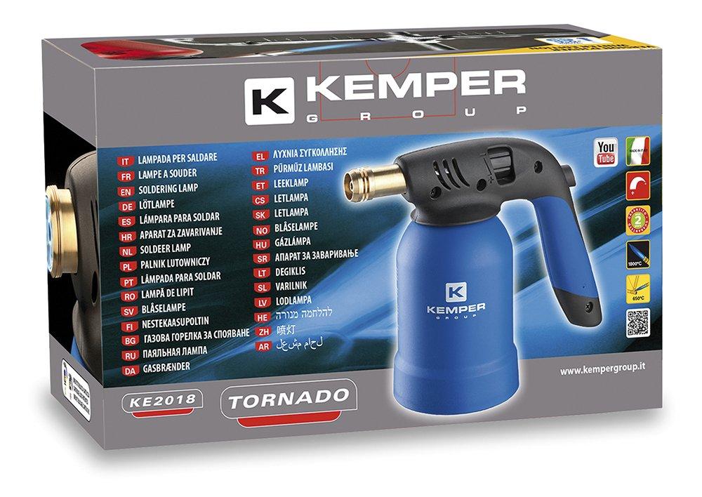 Kemper KE2019 Lámpara para soldar & Campingaz – Cartucho De