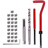 JEANS DREAM 30pz Riparazione Filetti M6 x 1 mm Kit di Riparazione per Automotive
