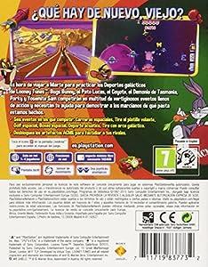 Sony - Sony Ps Vita Looney Tunes Galactic Game - 9837732