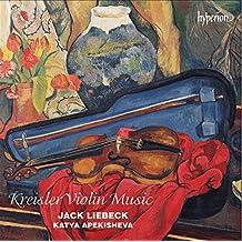 Kreisler : Violin music