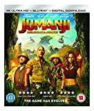 Jumanji: Welcome To The Jungle [4K Blu-ray] [2017]