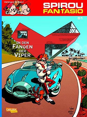 Spirou & Fantasio, Band 51: In den Fängen der Viper
