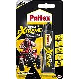 Pattex Repair Extreme, niet-krimpende en flexibele alleslijm, temperatuurbestendige reparatielijm, sterke lijm voor binnen en
