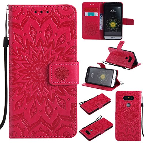 for-lg-g5-case-redcozy-hut-wallet-case-magnetic-flip-book-style-cover-case-high-quality-classic-new-